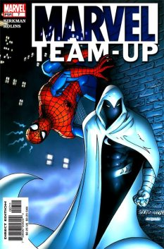Marvel Team-Up 7 InvestComics
