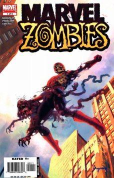 Marvel Zomibies 1 InvestComics
