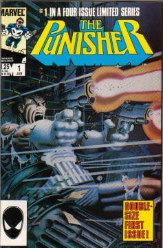 Punisher #1 InvestComics