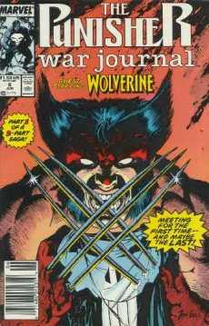 Punisher War Journal #6 InvestComics