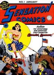 Sensation Comics 1 InvestComics