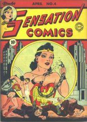Sensation Comics 4 InvestComics