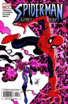 Spider-Man Unlimited 4 InvestComics