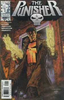 The Punisher Marvel Knight #1 LIMITED SERIES 1998 InvestComics