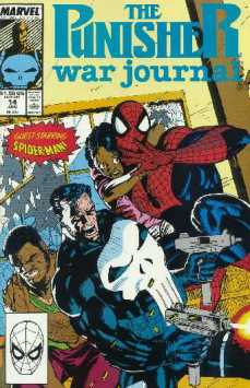 The Punisher War Journal #14 InvestComics