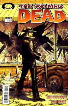The Walking Dead 1 InvestComics