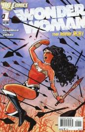 Wonder Woman 1 New 52 InvestComics