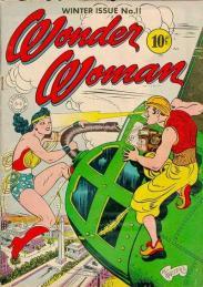 Wonder Woman #11 InvestComics