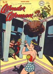 Wonder Woman 28 InvestComics