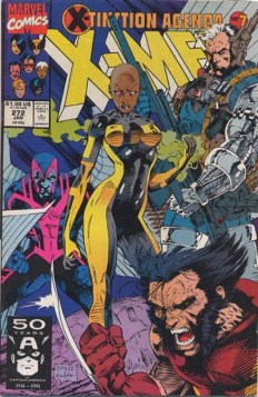 X-Men #272 InvestComics