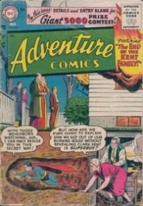Adventure Comics 229 InvestComics