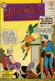 Adventure Comics 260 InvestComics