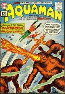 Aquaman 1 1962 InvestComics