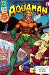 Aquaman 1 1991 InvestComics