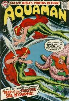 Aquaman 22 InvestComics