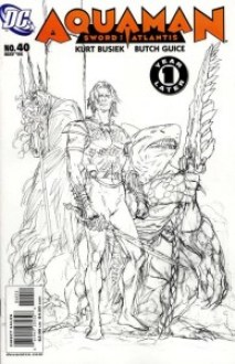 Aquaman Sword of Atlantis 40 InvestComics