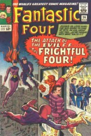 Fantastic Four 36 InvestComics