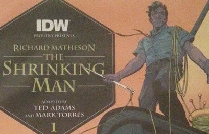 Win The Shrinking Man #1 Variant