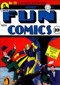 More Fun Comics 73 InvestComics