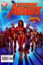 New Avengers 7 InvestComics