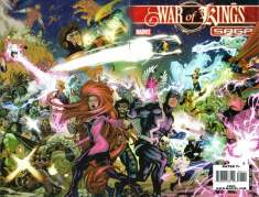 War of Kings Saga 1 InvestComics