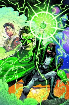 Green Lantern Annual 4 InvestComics