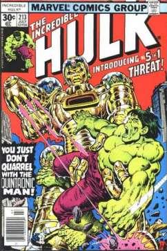 Incredible Hulk 213 InvestComics