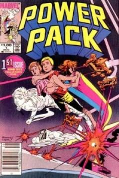 Power Pack 1 InvestComics
