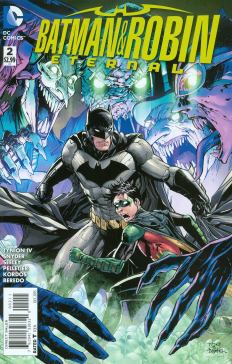 Batman & Robin Eternal 2 InvestComics