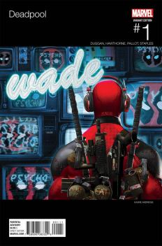 Deadpool 1 InvestComics