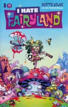 I Hate Fairyland 1 InvestComics