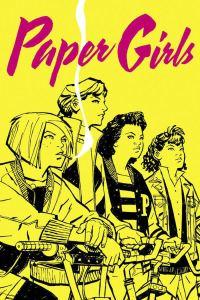 Paper Girls 1 InvestComics