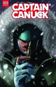 Captain Canuck 5