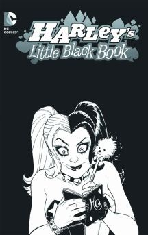 Harleys Little Black Book 1 variant