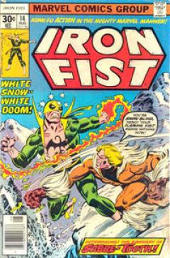 Iron Fist 14 InvestComics