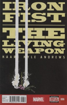 Iron Fist The Living Weapon 6