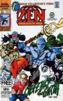 Zen Intergalactic Ninja 1