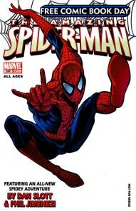 Free comic Spidey 1