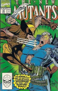 New Mutants 93
