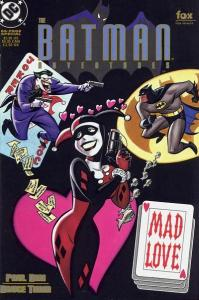 Batman Mad Love 1