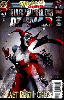 Harley Quinn Our Worlds at War