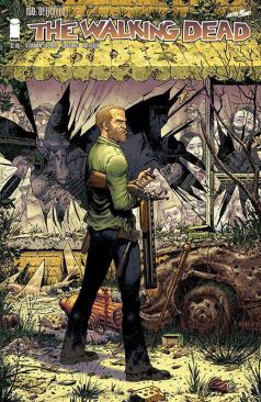 The Walking Dead 150 Tony Moore