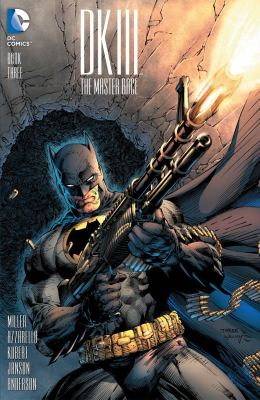 Dark Knight The Master Race #3 Jim Lee