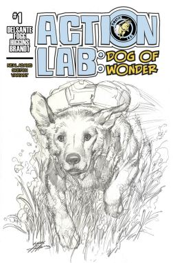Dog of Wonder #1