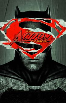 Action Comics #50 Martin Ansin cover
