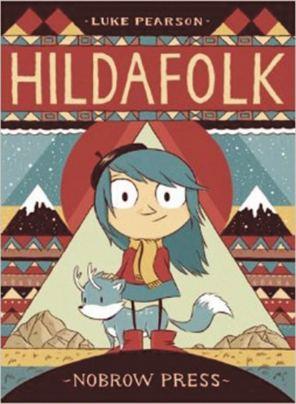 Hildafolk #1