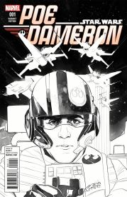 Star Wars Poe Dameron #1