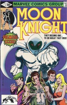 Moon Knight #1_1980
