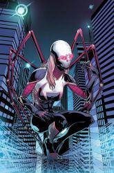 Spider-Gwen #8 Iron Spider-Gwen