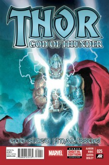 Thor God Of Thunder #25
